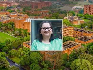 LUMS Business School Faculty Appointed Member 2021 Sustainability Centres Community Advisory Board